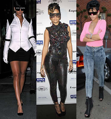 Friday Fashion Crush Rihanna Uptown Urban