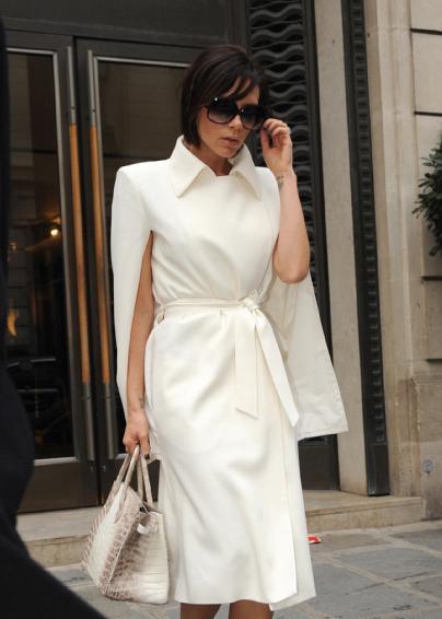 Friday Fashion Crush Victoria Beckham Uptown Urban